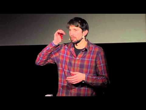 How anxiety became my best teacher | Alexis Bellas | TEDxUNamur