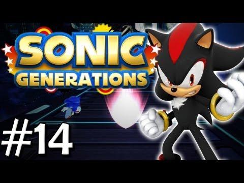 Karl spiller Sonic Generations: Del 14 - Den ekstremt lange episoden