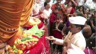 Lalbaugcha Raja Exclusive Aarti - Big B & Shankar Mahadevan