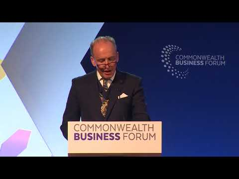 CHOGM Business Forum Day 1 | Business of Trust