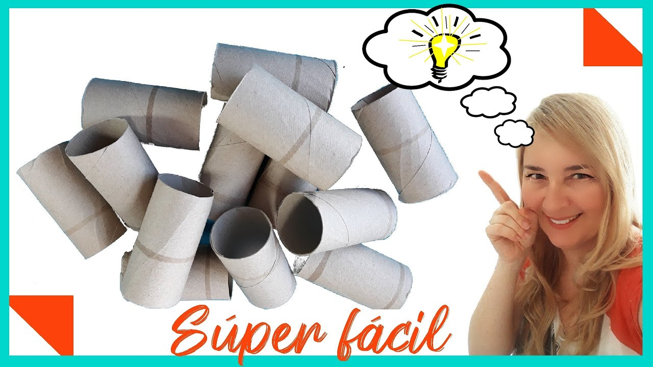 3 ideas para organizar tu ropa con tubos de cartón DIY