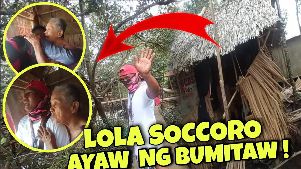 Download LOLa SOCCORO SUMISIKAT ! Ayaw ng Bumitaw sa Manliligaw niya😂😂😂😂