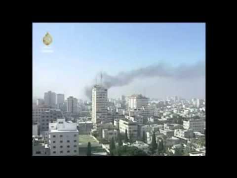 Israel Palestine: Israeli White Phosphorus Bombing on Gaza