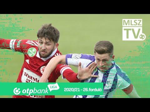 Ujpest Kisvarda Goals And Highlights
