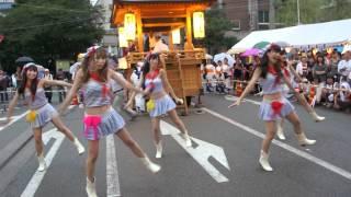 8月2日 『下呂温泉祭り』 チェリーブロッサム 渡辺まあり 早瀬 愛夢 ...