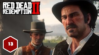 Red Dead Redemption 2 - Gameplay Walkthrough Part 13 - Saint Denis (No Commentary)