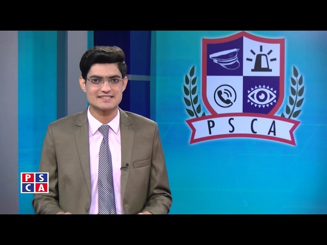 Safe Cities News   PSCA TV  14 May 2020