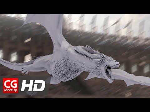 "CGI VFX Breakdowns ""Game of Thrones Season 5 Vfx Breakdown"" by Rhythm & Hues - Part 2 | CGMeetup"