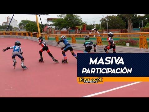 Festival de patinaje lideró Club Yariguies