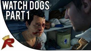 "Watch Dogs Walkthrough - Part 1 ""Blackout"" (1080P PC Gameplay)"