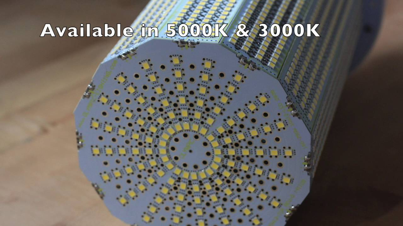 cl 250 hid led replacement 1000 watt metal halide youtube