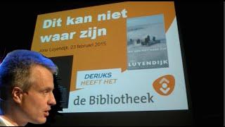 Joris Luyendijk in Oss 2015 deel 1