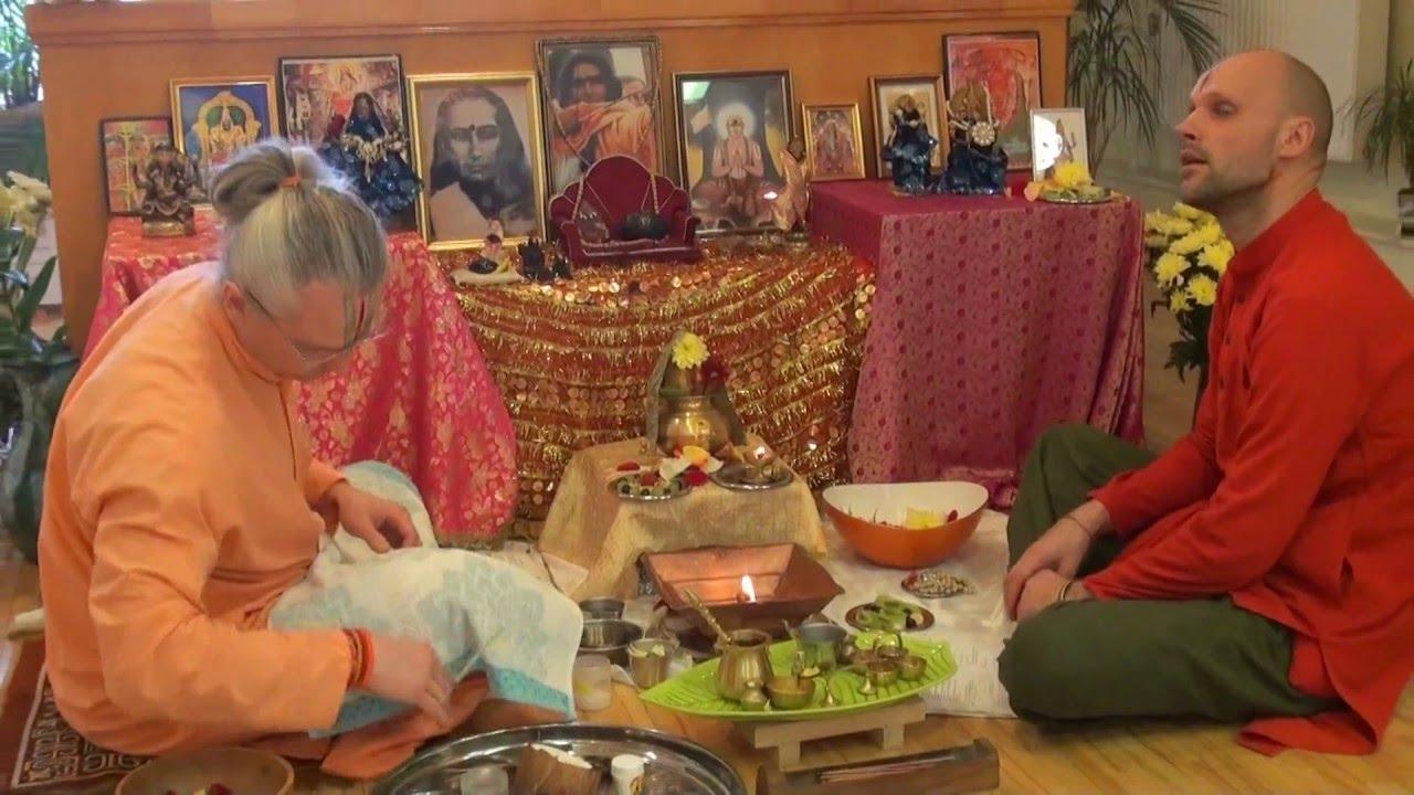 00012 RAMA NAVAMI RĀMAS TEMPLĪ RĪGĀ 15.04.2016-Рама Навами - день явления Господа Рамы