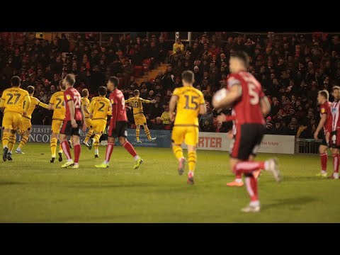 HIGHLIGHTS: Lincoln City 1-1 MK Dons