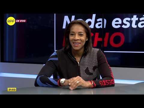 Leyla Chihuán: 'No estoy entusiasmada en seguir en la política'