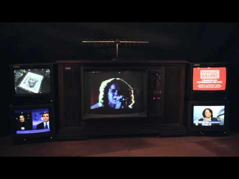 Analogue TV Switch Off Melbourne, Australia December 10 2013
