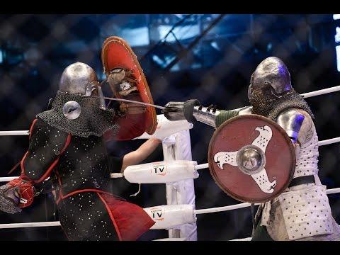 Medieval MMA, Kukurkhoev Vs Andreev Highlights, M-1 Challenge 73