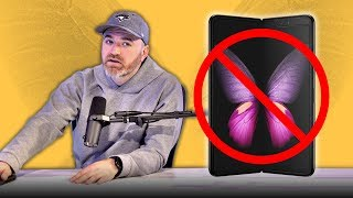 Samsung Galaxy Fold Launch DELAYED