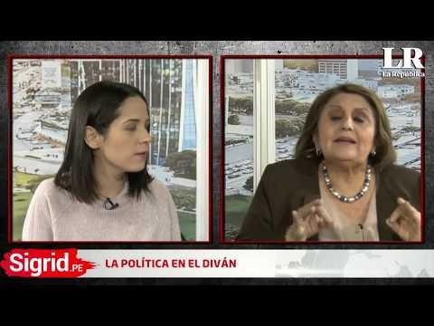 Carmen Gonzales – Psicoterapeuta en Sigrid.PE