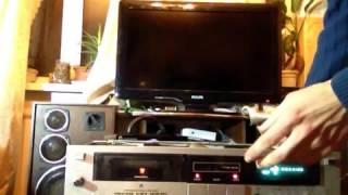 Фінал. Ремонт магнітофона Яуза мп 221с + тест на запис.