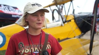 20 Year-Old Wants To Fly The Tiger Moth