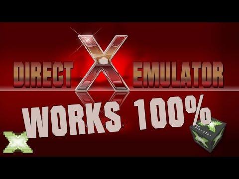 dxcpl direcxt11 emulator run directx 11 games with directx 10 cards