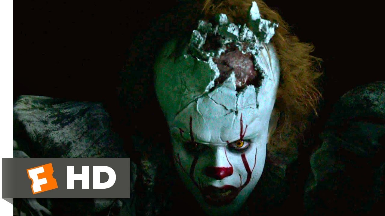 Download It (2017) - Fighting Pennywise Scene (10/10) | Movieclips