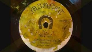 Gene Rondo - How Many Times Girl - Magnet