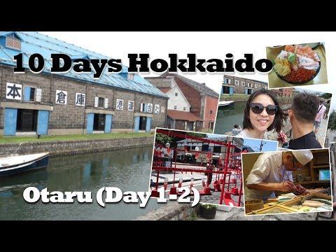 10 Days in Hokkaido   Otaru   Day 1 & 2   Kat L