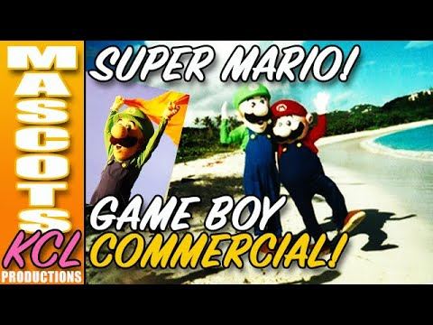 Super Mario World Commercial (Costumes by KCL Productions)