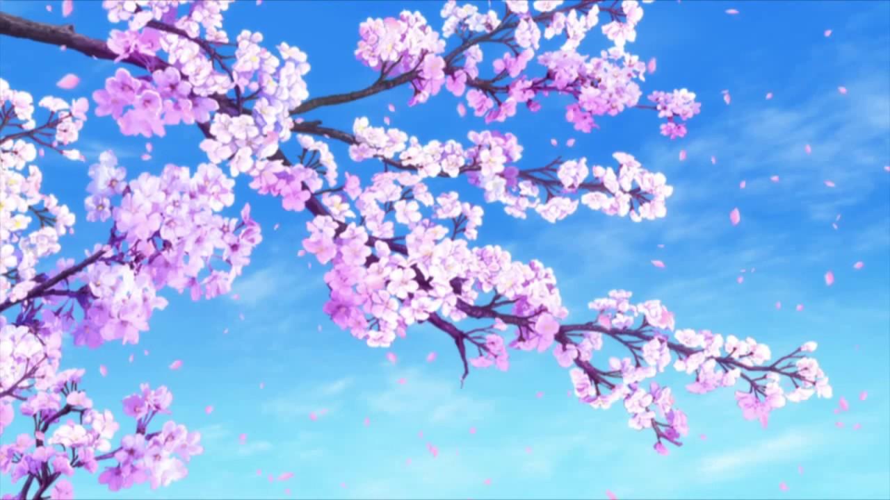 Falling Sakura Wallpaper Engine Youtube