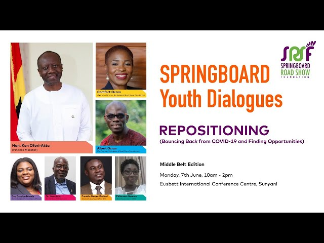 Springboard Youth Dialogues - Middle Belt Edition
