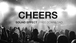 Stadium Cheer - Sound Effects (Free Download)
