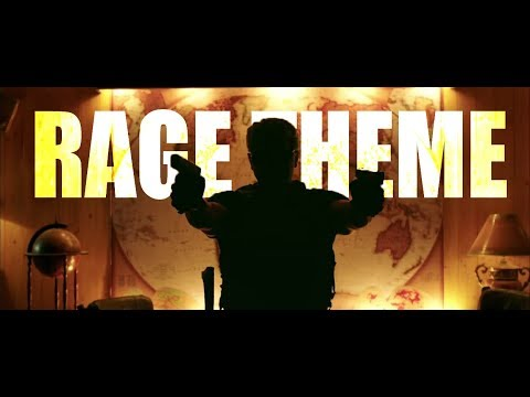 Vivegam - Rage Theme Video | Anirudh | Siva