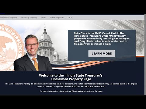Illinois Unclaimed Property