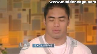 Manti Teo Firmly States That He Is Not Gay(HD) Katie Couric Interview