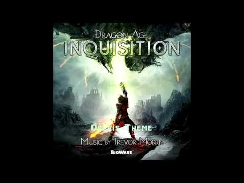 Dragon Age Inquisition 37. Orlais Theme [High Quality]
