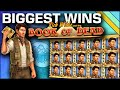 Top 10 Biggest Slot Wins on Book of Dead