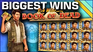 Top 10 Slot Wins on Book of Dead