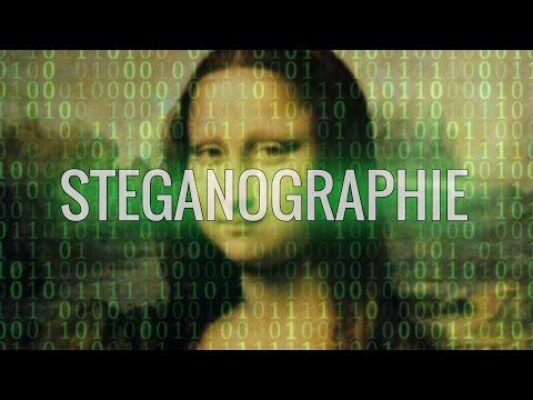 SCIFIELD #4 : La stéganographie