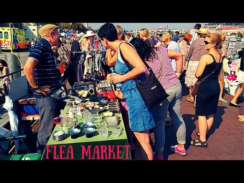 Australian Flea Market Selling Second