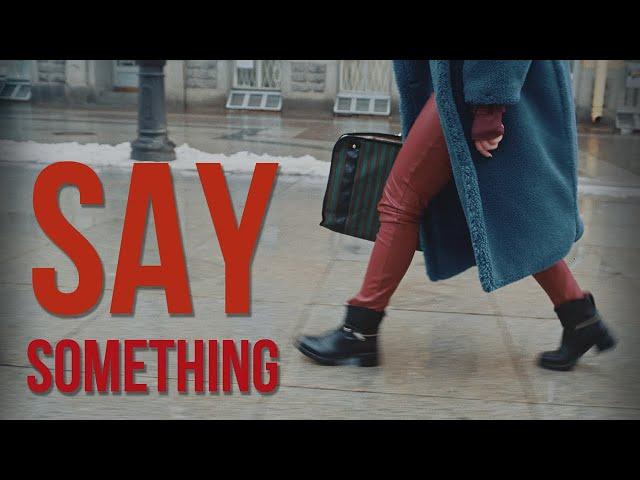 Anfisa - Say Something