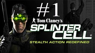 Mission 1-Police Station | Splinter Cell Stealth Action Redefined PC | Ubisoft's 30th Anniversary