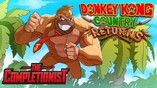 Donkey Kong Country Returns: A Platformer Star Returns - The Completionist