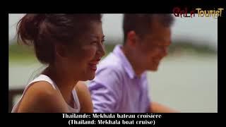 Mekhala boat cruise in Thailand | Mekhala bateau croisière en Thaïlande