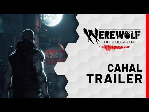 Werewolf: The Apocalyspe - Earthblood   Cahal Trailer (Gamescom 2020)