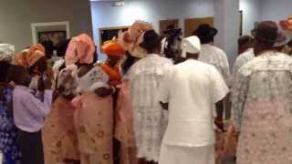 Urhobo National Association of North America(UNANA) Convention 2013 pt 1