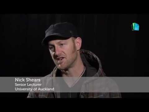 SAVVY Express: Nick Shears - water temperature measurements