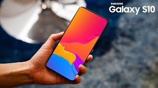 Samsung Galaxy S10 Hidden In The Update