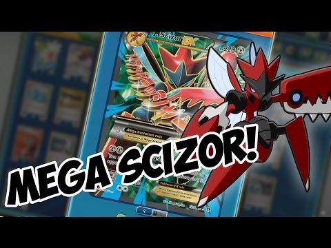 Impervious Mega Scizor EX! Pokemon Trading Card Game Online